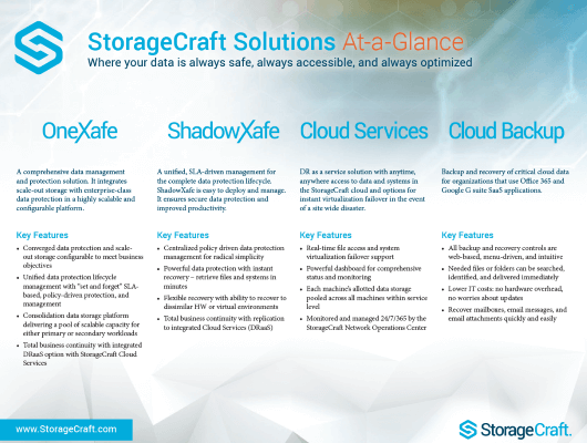 storagecraft-at-a-glance