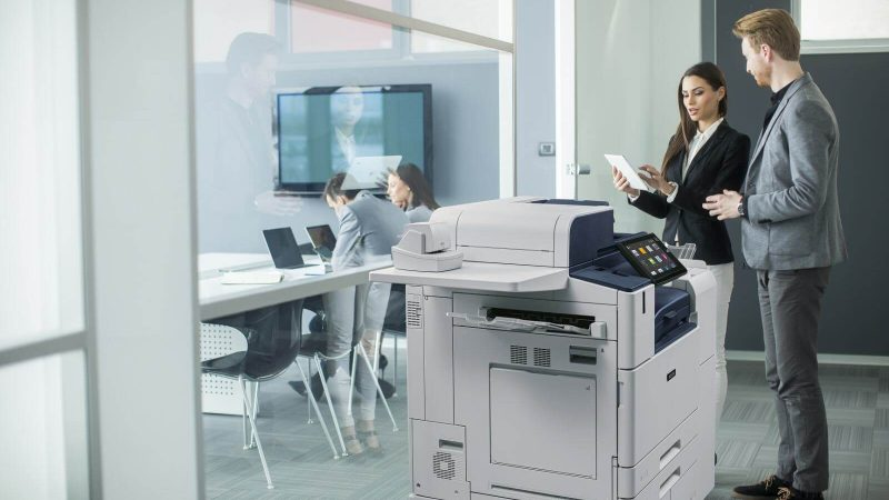 xerox managed print